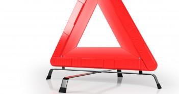 driehoek verkeer